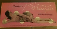 VINTAGE NORTHERN ELECTRIC ULTRA HEAT MASSAGER