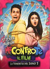 Me Contro Te Film Vendetta Signor S Album Vuoto + 2 Bustine Figurine