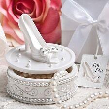 Magical Shoe Design Trinket Box Favor Wedding Bridal Shower Party Favors