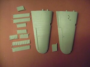 GMAB3202 HAWKER HURRICANE MkI FABRIC WINGS WITH POSTIONABLE FLAPS WARBIRDS