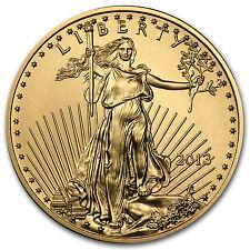 2013 1/4 oz Gold American Eagle BU - SKU #71274