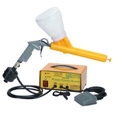 NO TAX Complete 10-30 PSI Powder Coating System - Paint Gun NO TAX
