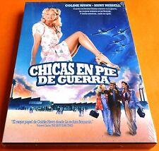 CHICAS EN PIE DE GUERRA / SWING SHIFT English Español DVD R2 Precintada
