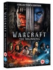 WARCRAFT THE BEGINNING - NEW / SEALED DVD - UK STOCK