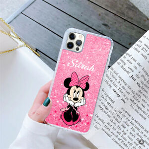 For Apple Samsung Huawei iPhone Personalised Mouse GEL Case Cover 053-4