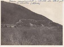 8862) WW1 ALBANIA TESTA DI PONTE DI SELENITZA, TRINCEE E RETICOLATI.