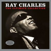 RAY CHARLES THE ULTIMATE COLLECTION - 2 LP GATEFOLD SET 180g Coloured  VINYL