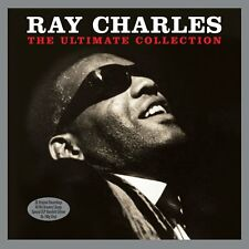 RAY CHARLES THE ULTIMATE COLLECTION - 2 LP GATEFOLD SET VINYL