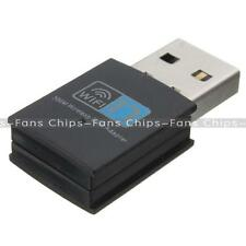 300Mbps Wifi Mini Usb Adapter Wireless Dongle Adaptor 802.11 B G N Lan Network