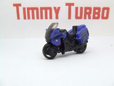 D MATCHBOX BMW R 1200 RT P State Police Trooper moto bleu 60 mm Long Comme neuf