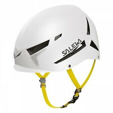 Casco Via Ferrata Arrampicata Alpinismo SALEWA VEGA Helmet White L/XL