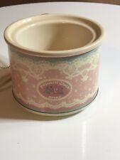 Vintage Potpourri Crock By Rival Electric Simmering Cooker Pink Rose Design