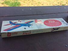 Sterling ringmaster junior flash balsa kit c/l model airplane