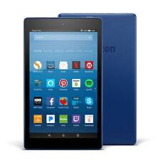 "BRAND NEW! AMAZON FIRE HD 8 32GB, Wi-Fi, 8"" MARINE BLUE QUAD CORE TABLET SEALED"