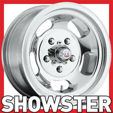 "15x7 15x8 15"" US Mags wheels Indy Ford Mustang Falcon Valiant Jelly Bean gasser"