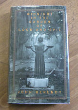 MIDNIGHT IN THE GARDEN OF GOOD AND EVIL John Berendt -1st edition stated- VG+
