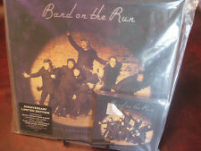 PAUL MCCARTNEY & WINGS Band on Run 25th ANNIVERSARY Sealed 2 LP & CD BOX COMBO