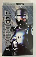 Robocop (UMD Movie For PSP, 2008) Tesed Works EX In Case
