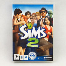 The Sims 2 for Mac DVD-Rom Game Complete with Manual CD VGC