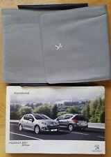 buy peugeot 207 model paper car owner operator manuals ebay rh ebay co uk Peugeot 307 CC Peugeot 307 CC
