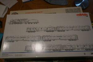 Marklin HO Rheingold Train Set