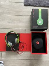 Beats by Dr. Dre Solo HD Headband Auriculares-Verde