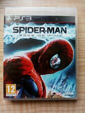 Spider-Man: Edge of Time (Sony PlayStation 3 | PS3) Tested - Complete