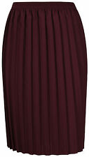 Women's Pleated Skirts