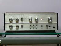 Luxman 707  II  Stereo Verstärker