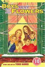 Boys Over Flowers, Volume 10: Hana Yori Dango YOKO KAMIO