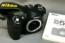 Nikon D50 6.1 MP Digital SLR Camera - Black (Body Only) 6.1MP