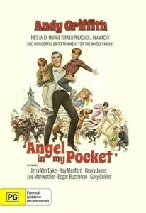 Angel in My Pocket DVD - Andy Griffith - New & Sealed
