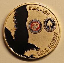 MARSOC Marine Patrol Aircraft PMA-275 V-2 Osprey 100,000 Marine Challenge Coin