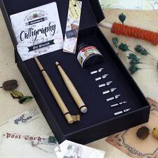 Isomars Calligraphy Pen Set Vintage