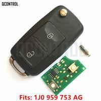 Car Remote Key Fob for SEAT 1J0959753AG 5FA008399-00 HELLA 434MHZ Keyless Entry