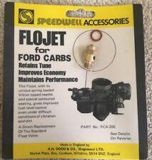 Speedwell nos Flojet pour FORD Glucides FCA 200. CLASSIC CAPRI ESCORT FIESTA