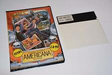 Atari 400/800 ~ New York City by Americana Software ~ Disk