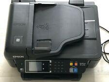 Epson WorkForce WF-2760DWF Multifunktionsgerät Drucker Scanner Fax WiFi Kopieren