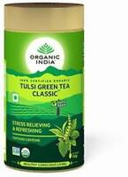 Organic India ( 100 gm/3.52 oz ) Tulsi Green Tea Classic