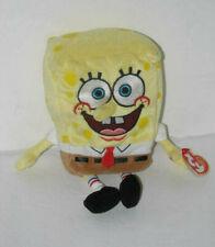 Ty SpongeBob Squarepants Beanie Babies Plush Stuffed Toy