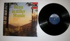 Wenn In Stiller Stunde - Werkchor Der Firma Wilhelm Fette / Max Lille - Vinyl,LP