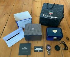 Tag Heuer Connected 46 Smartwatch SAR8A80 With Box and Papers