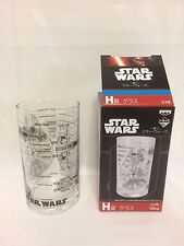 JAPAN STAR WARS GLASS BANPRESTO LOTTERY PRIZE ICHIBAN KUJI H PRIZE