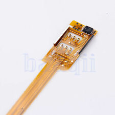 Dual SIM Card Adapter Duo Micro SIM Converter for Samsung Galaxy S3 S4 S5 Note 3