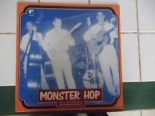 ROCKABILLY MONSTER HOP WHITE LABEL LP