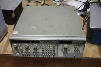 HP/Agilent 8350B Digital Sweep Oscillator Mainframe w/83525A Generator