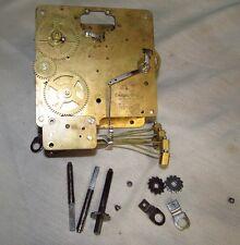 Vintage HAMILTON Table/Mantel Clock Movement 340-020 2 Jewel J982