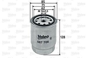 VALEO Fuel Filter For FIAT CITROEN PEUGEOT MEGA ROVER INNOCENTI Brava Sw 190642