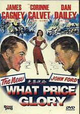 What Price Glory DVD James Cagney Corinne Calvet John Ford NEW R0 1952