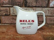 BELL'S SCOTCH WHISKY PUB WATER JUG WADE (1)